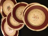 Adderleyware Serving & side plate set